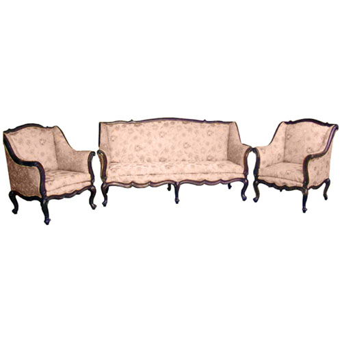 Mahes Sofa Set - 5 Seater - Chairs, Sofas and Loveseats from Woodpentry